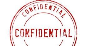 Carta de confidencialidad