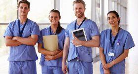 Curriculum Vitae de Enfermería
