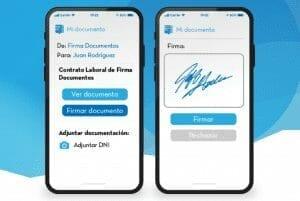 Firma documentos, la aplicación perfecta para firmar digitalmente de manera legal