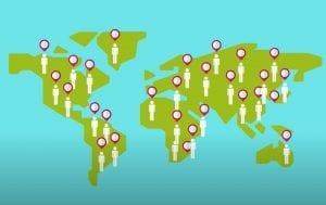 CostodeVida, el comparador de niveles de vida por países